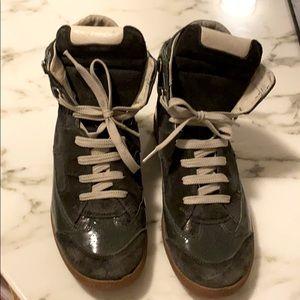 Martin Margiela High Top Sneakers Size 10